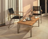 Stainless Steel - Dining Sets